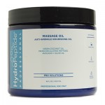 Massage oil ~ Huile de massage nourrissante antirides
